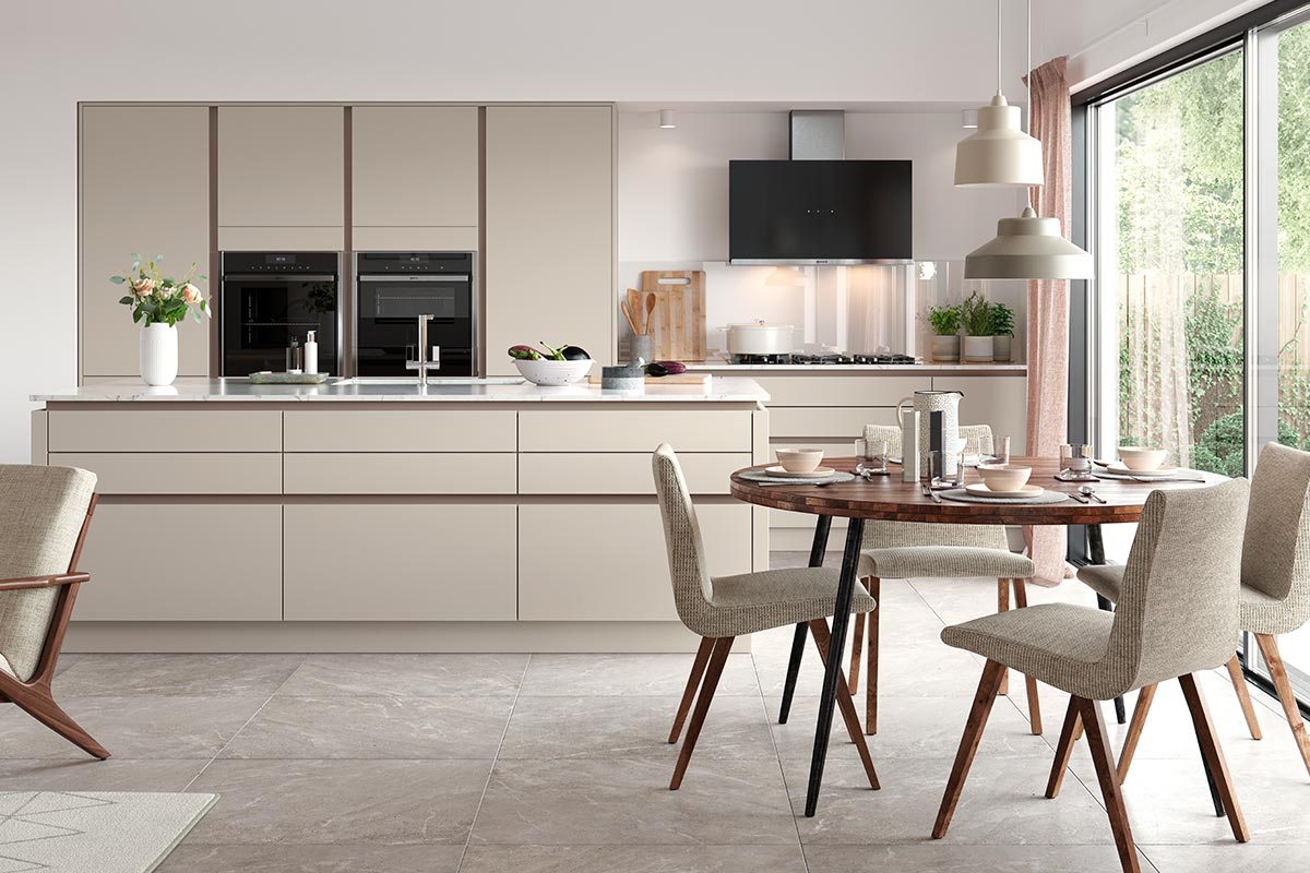 Masterclass Kitchens Dundee Classic Design Kitchens